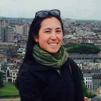 Dr. Jennifer Soong (Antwerp University) :